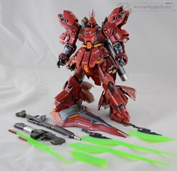 Picture of Sazabi Ver.ka (Metal) Built & Painted MG 1/100 Model Kit