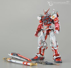 Picture of Astray Red Frame (Metal) Built & Painted MG 1/100 Model Kit