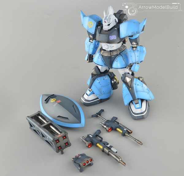 Picture of UMA Lightning's Gelgoog hight Mobility Type Built & Painted MG 1/100 Model Kit