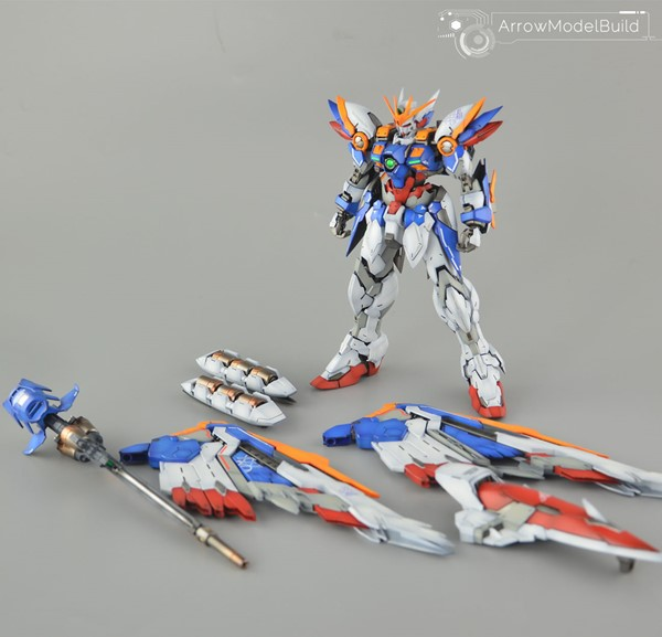 Picture of Wing Gundam Ver.EW Built & Painted HIRM 1/100 Model Kit