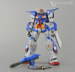 Picture of Gundam Stormbringer Built & Painted MG 1/100 Model Kit