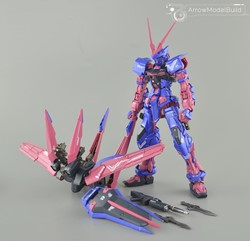 Picture of Gundam Astray Customize Built & Painted MG 1/100 Model Kit