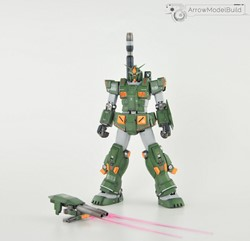 Picture of Full Armor Gundam Built & Painted MG 1/100 Model Kit