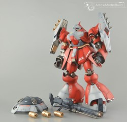 Picture of Quess Air's Jagd Doga Built & Painted RE/100 1/100 Model Kit