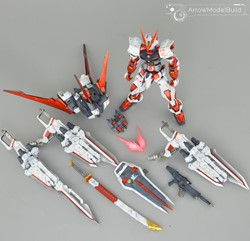 Picture of Astray Red Dragon (Metal) Built & Painted MG 1/100 Model Kit