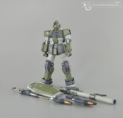 Picture of GM Sniper Custom Built & Painted MG 1/100 Model Kit
