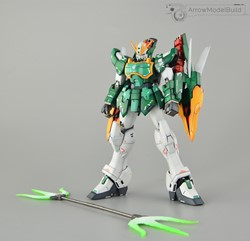 Picture of Nataku Altron Gundam EW Built & Painted 1/100 Model Kit