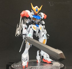 Picture of Gundam Barbatos Lupus Rex Built & Painted HG 1/144 Model Kit