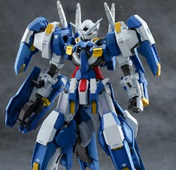 Picture of Gundam Avalanche Exia Dash Built & Painted HG 1/144 Model Kit