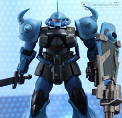 Picture of Gouf Custom Built & Painted HG 1/144 Model Kit