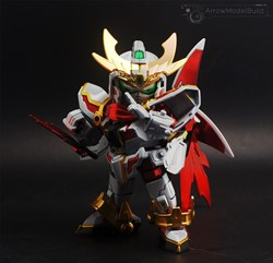 Picture of RX-Zeromaru Built & Painted HG 1/144 Model Kit