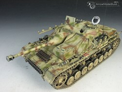 Picture of SdKfz 167 StuG IV Tank Built & Painted 1/35 Model Kit