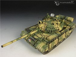 Picture of TAKOM T-55 AMV Medium Tank Built & Painted 1/35 Model Kit