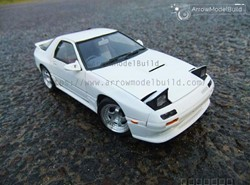 Picture of Initial D FC Built & Painted Vehicle Car 1/24 Model Kit