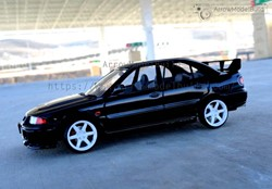 Picture of Initial D EVO 3 Built & Painted Vehicle Car 1/24 Model Kit