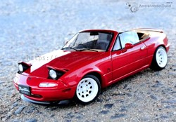 Picture of Initial D MX-5 NA Built & Painted Vehicle Car 1/24 Model Kit