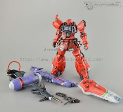 Picture of Gunner Zaku Warrior (Lunamaria Hawke Custom) Built & Painted MG 1/100 Model Kit