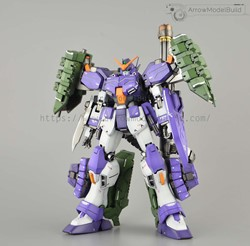 Picture of Heavyarms Gundam EW (IGEL Unit) Custom Color Built & Painted MG 1/100 Model Kit