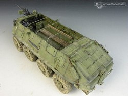 Picture of |BTR-60P2 Military Vehicle Built & Painted 1/35 Model Kit