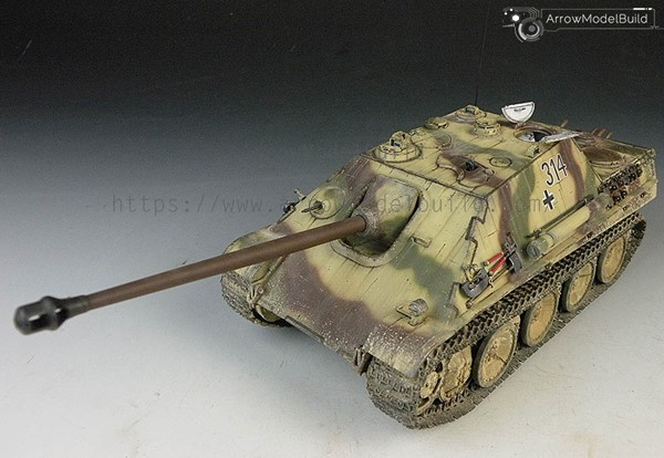 Picture of Jagdpanther Tank Built & Painted 1/35 Model Kit