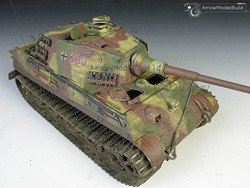 Picture of King Tiger Tank (Ardennes Front) Built & Painted 1/35 Model Kit