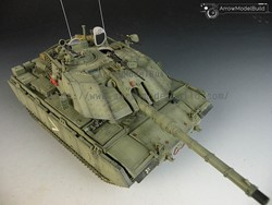 Picture of Magach 7C Tank Built & Painted 1/35 Model Kit