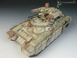 Picture of BMPT Terminator Military Vehicle Built & Painted 1/35 Model Kit