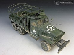 Picture of GMC CCKW-353 Cargo Truck  Military Vehicle Built & Painted 1/35 Model Kit