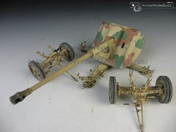 Picture of Pak 43/3 L/71 Mit Behelfslafette Built & Painted 1/35 Model Kit