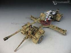 Picture of Pak 43/L71 8.8cm Anti-Tank Gun Built & Painted 1/35 Model Kit