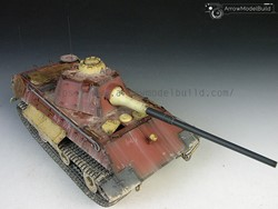 Picture of E-50 Medium Tank Built & Painted 1/35 Model Kit