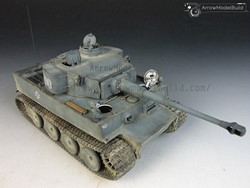Picture of Tiger I Tank Early Type Built & Painted 1/35 Model Kit