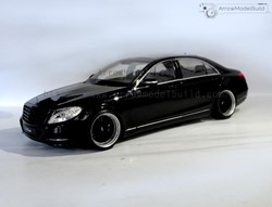 Picture of Mercedes-Benz S500 Custom Color(Black Classic Version) 1/24 Model Kit