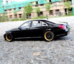 Picture of Mercedes-Benz S500 Custom Color(Gold Label Dubai Edition) 1/24 Model Kit