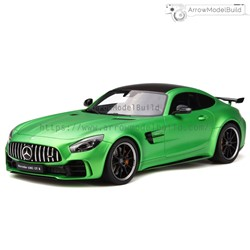 Picture of Mercedes-AMG GT Custom Color (Ithaca Green) 1/24 Model Kit