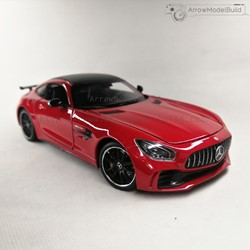 Picture of Mercedes-AMG GT Custom Color (Yellow) 1/24 Model Kit