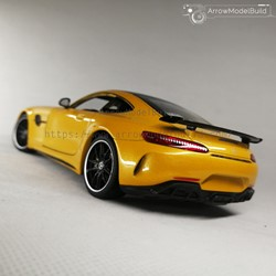 Picture of ArrowModelBuild Mercedes-AMG GT Custom Color (Yellow) 1/24 Model Kit
