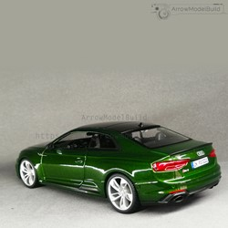Picture of Audi RS5 Custom Color (Sonoma Green) 1/24 Model Kit