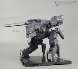 Picture of Metal Gear Solid Rex ver Black Built & Painted Model Kit