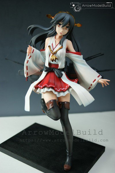 Picture of ArrowModelBuild Kantai Collection Haruna Built & Painted Resin Figure