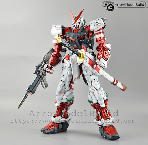 Picture of ArrowModelBuild Astray Red Frame Built & Painted PG 1/60 Model Kit