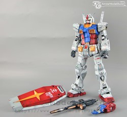 Picture of ArrowModelBuild Gundam RX-78-2 Built & Painted PG Unleashed 1/60 Model Kit