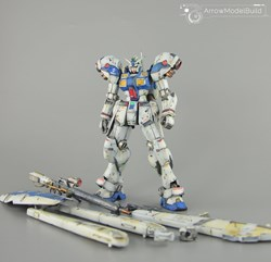 Picture of Gundam GP04 Built & Painted RE/100 1/100 Model Kit
