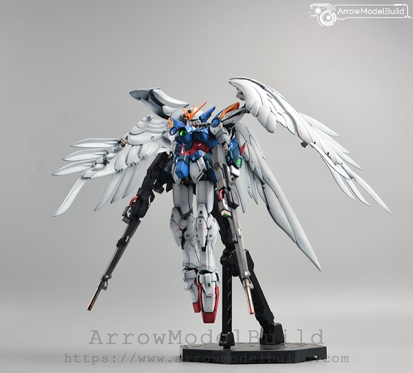 Picture of ArrowModelBuild Wing Gundam Zero EW ver Ka Built & Painted MG 1/100 Model Kit