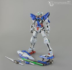 Picture of Gundam Exia Built & Painted MG 1/100 Model Kit