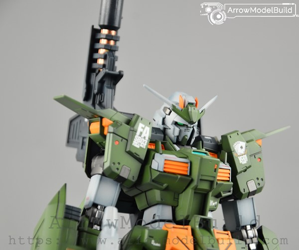 Picture of ArrowModelBuild Gundam Stormbringer FA / GM Turbulence Built & Painted MG 1/100 Model Kit