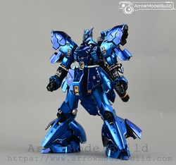 Picture of ArrowModelBuild Sazabi Ver.ka (Custom Advanced Blue) Built & Painted MG 1/100 Model Kit
