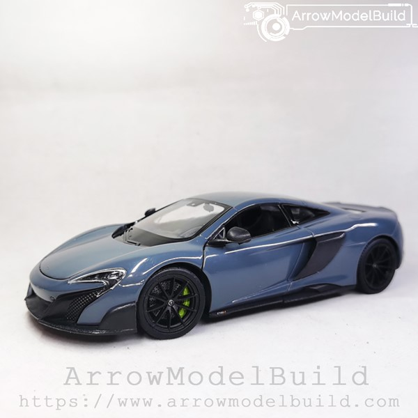 Picture of ArrowModelBuild McLaren 675LT Custom Color (Cement Gray) 1/24 Model Kit