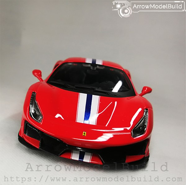 Picture of ArrowModelBuild Ferrari 488 PISTA 1/24 Model Kit