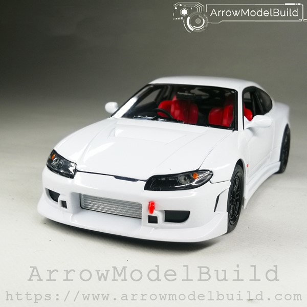 Picture of ArrowModelBuild Nissan S15 (White) 1/24 Model Kit